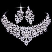 Beauteous Pearl Bridal Jewelry Set