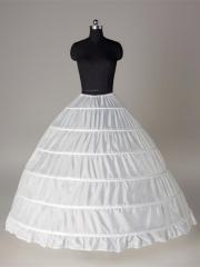 Charming Multi-layered Ball Gown Wedding Dress Pannier
