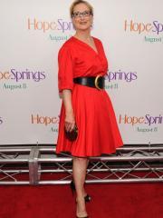 Chic V-neck Knee-length Red dress with Fancy Black Belt