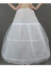 Comfortable Floor-length Ball Gown Dress Petticoat
