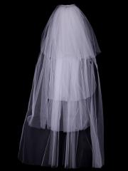 Dreamy Tulle Veil with Multiple Layers