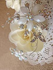 Hair Ornaments Stunning Bridal With Exquisite Pearls