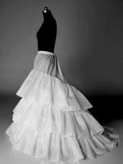 Nice Layered Ball Gown Wedding Dress Petticoat