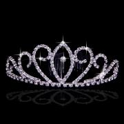 Princess Rhinestone Bridal Tiara