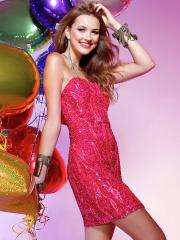 Sexy Mini-length Sweetheart Sequined Cocktail/Prom/Evening Party Sheath Dress