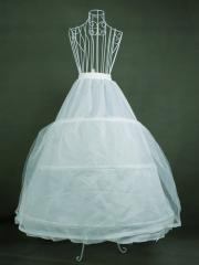 Special White Ball Gown Wedding Dress Underskirt