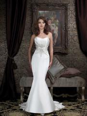 Such Elegant Mermaid Wedding Dress