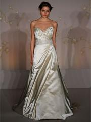 Sumptuous Sweetheart Satin Wedding Outwear for 2012 Style